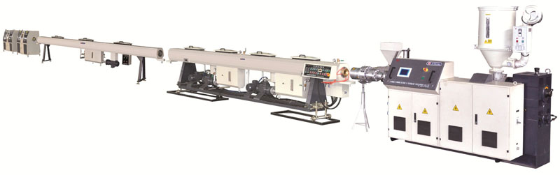 PC, PMMA, ABS pipe production line