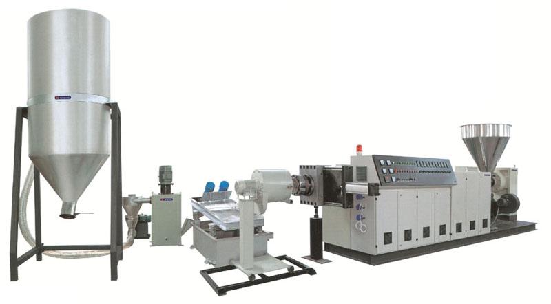 PE, PP pelletizing production line