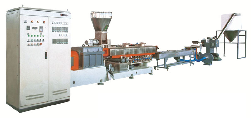 PET pelletizing production line